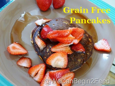 Grain Free Pancake 4