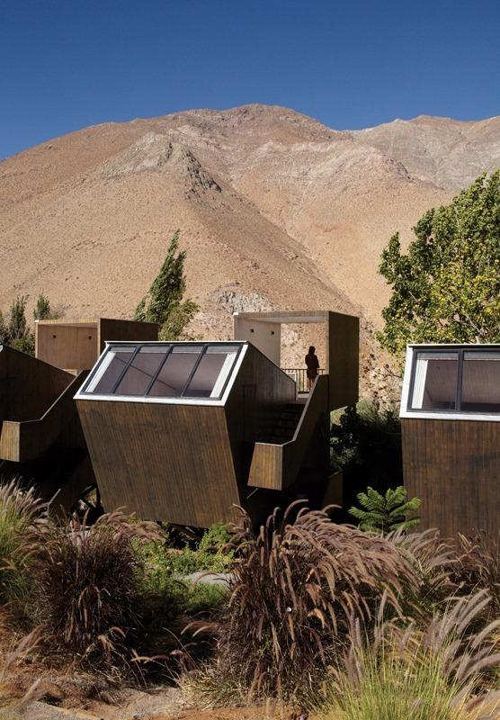 elqui domos astronomical hotel by rodrigo duque motta