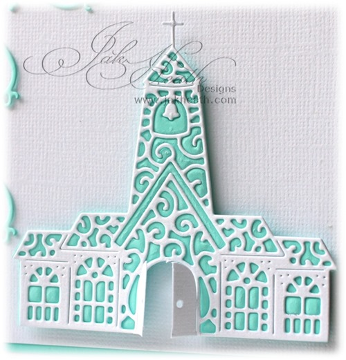 Romance and Roses Tattered lace 2JH