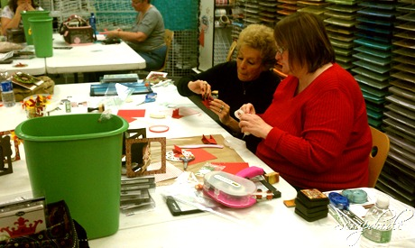 Sizzix Pop n Cuts Class with Christy (6)