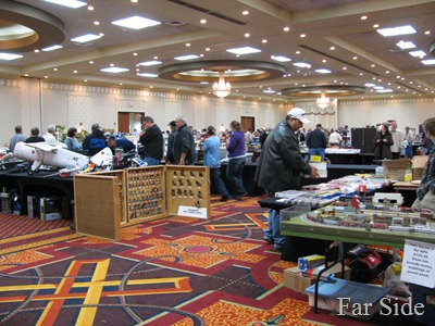 Train Show in Fargo