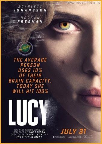 Lucy (2014) 720p WEBRip x264
