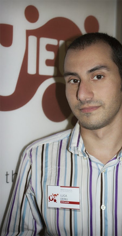 ViewConference 2013 - Luca Deriu