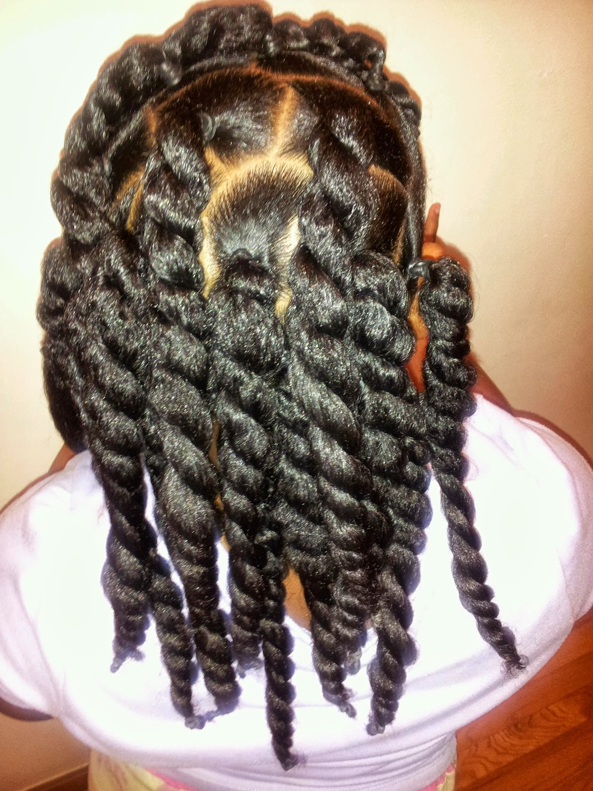 Hairstyles With Ponytails With Rubber Bands ...