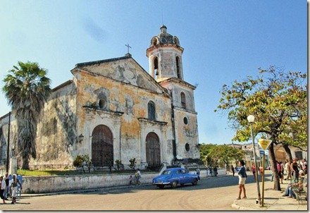 Guanabacoa Church