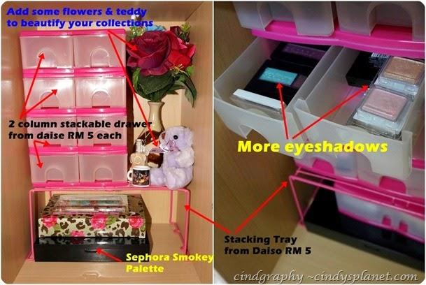 organizing makeup 6