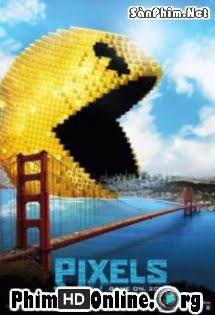 Đại Chiến Pixels - Pixels