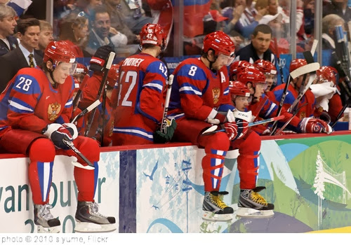 'Russia vs. Czech Republic' photo (c) 2010, s.yume - license: http://creativecommons.org/licenses/by/2.0/