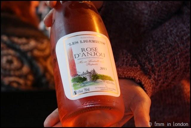 Les Ligeriens Rose d'Anjou