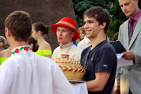 День города Харцызска. 17 июля 2011