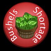 Bushels Shortage