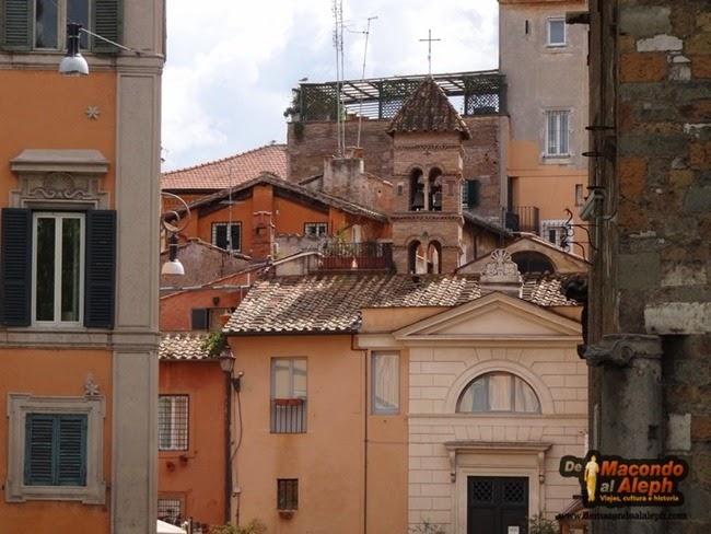 Visita Trastevere Roma 1