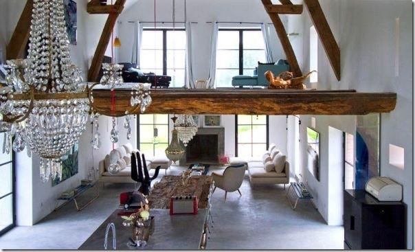 case e interni - Borgogna - rustico - moderno (6)