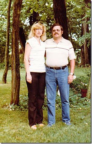 Sam &Donna1982