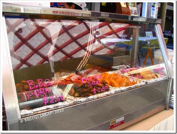 THAI WI-RAT FOOD DISPLAY © BUSOG! SARAP! 2010