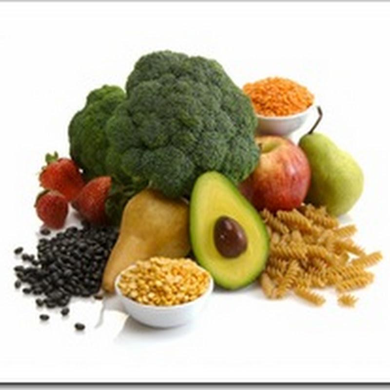 48 Bahan Makanan Kaya Serat