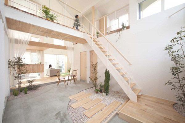 Reidencia con Arquitectura Japonesa 1