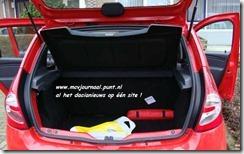 Dacia Sandero Basis Samet 16
