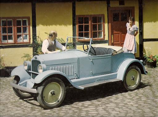 OPEL 4/20 1929