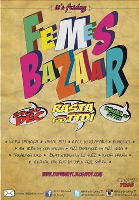 Femes Bazaar CONFIRM
