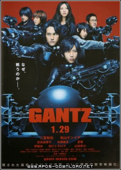 531dd13759935 Gantz Legendado RMVB + AVI DVDRip