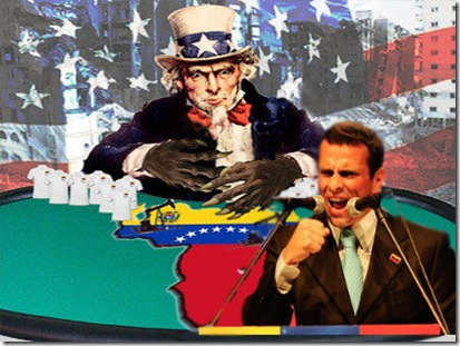 Capriles apoyado por el norte