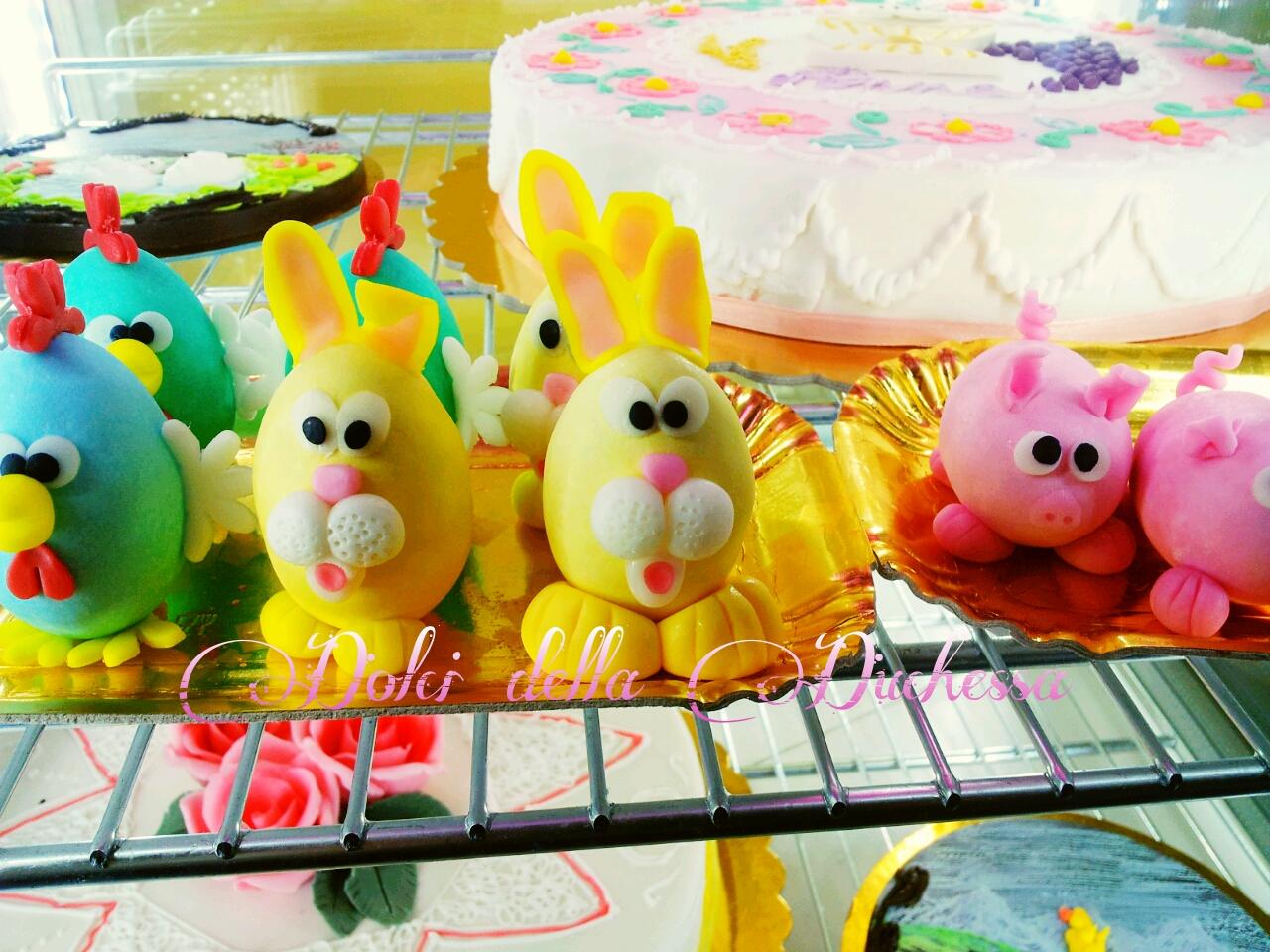 Dolci della duchessa uova di pasqua decorate - Uova di pasqua decorati ...