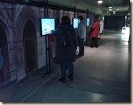 Médiatisation dans la crypte de Notre Dame