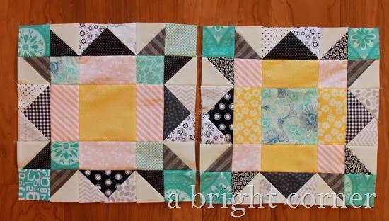 December bee blocks for Imagine DGS