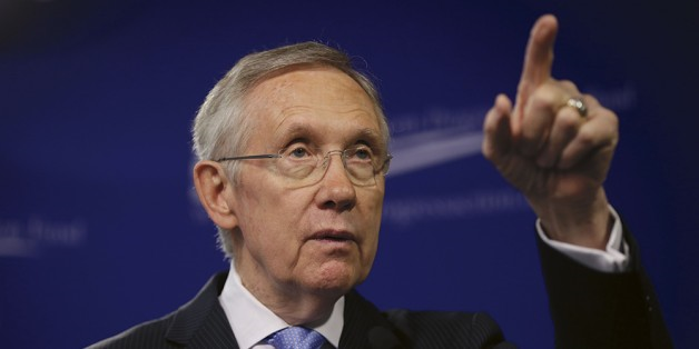 Senate Majority Leader Harry Reid. Photo: Pablo Martinez Monsivais / AP