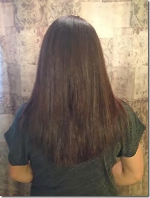 Flat Ironed Hair John Frieda