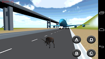 Screenshot of Crazy Goat Simulator 3D