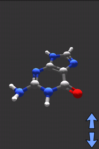 Molecule Viewer 3D