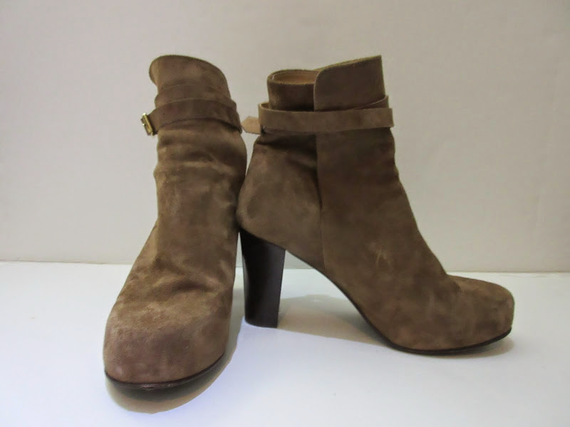 WHYRED  Booties