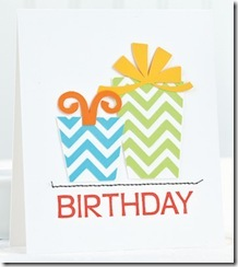 Bright Birthday Card by Courtney Kelley, p. 25