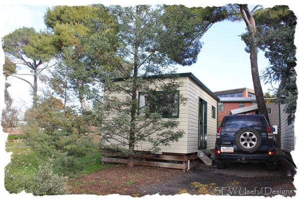 Casstlemaine cabin