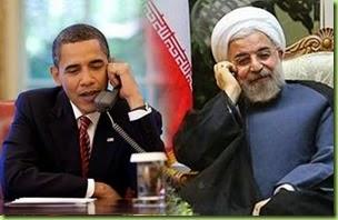 Rouhani-Obama
