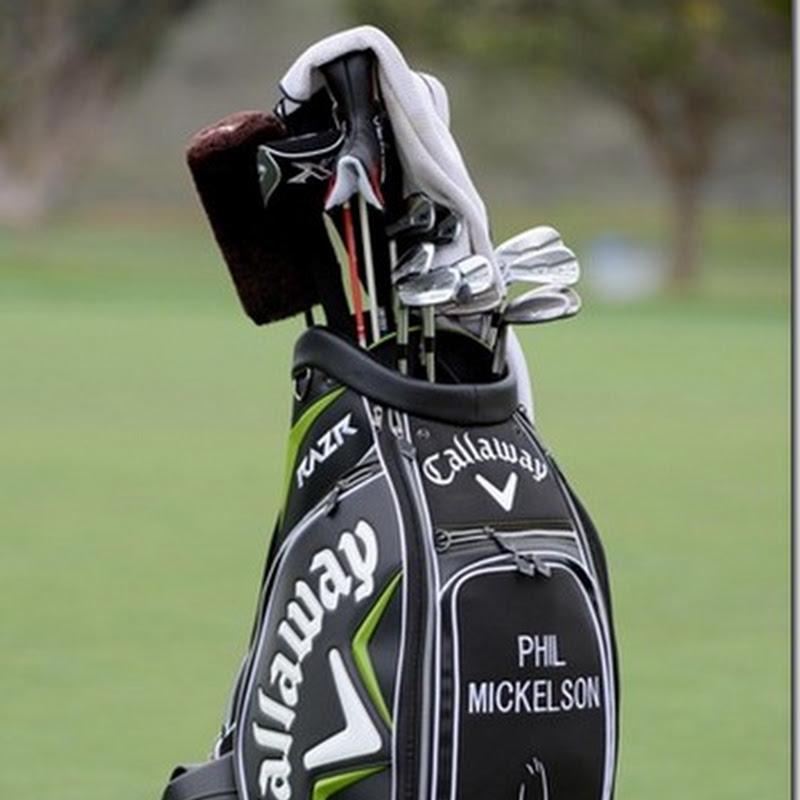 What's In The Bag 2013 Phil Mickelson