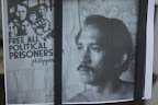 A copy of a photograph of Fidel Agcaoili, political detainee during martial law. (Photo by Ronalyn V. Olea/ http://bulatlat.com)