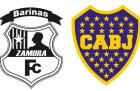 Zamora vs Boca Juniors en VIVO online