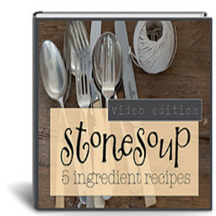 Cook Book The stone soup free - screenshot