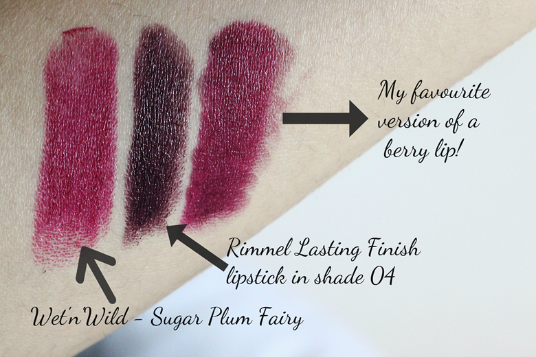 Requested | How I Wear Berry Lips (Eid Makeup) - The Blushing Giraffe