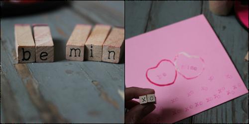 Paper Roll Heart Valentine's
