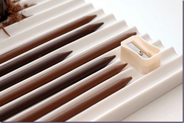 Lápis-Chocolate-Apontador