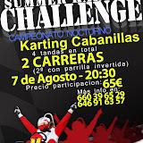 Summer Karting Challenge