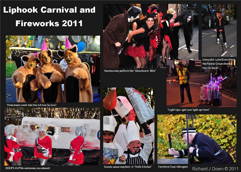 Liphook Carnival and Fireworks