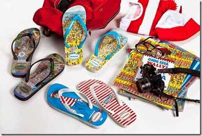 Havaianas X Where Wally 01