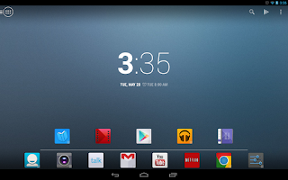 Screenshot of Action Launcher Pro