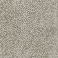 A  metallic shagreen wallpaper would really open the bar area up with its reflective and lustrous quality. (koroseal.com)