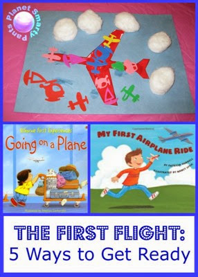 Preparing for the First Flight with Kids